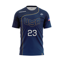 Load image into Gallery viewer, 2020 USNT Pride Short Sleeve Jersey