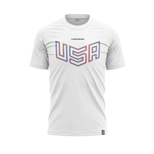 Load image into Gallery viewer, 2020 USNT White Training Jersey