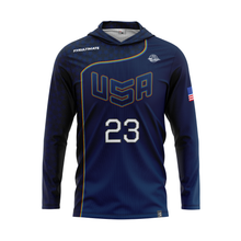 Load image into Gallery viewer, 2020 USNT Pride Sun Hoodie