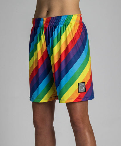 Rainbow Hydro Shorts (W)