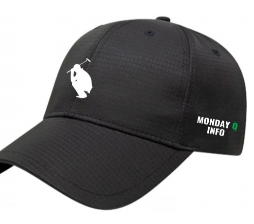 Monday Q Performance Hat - Black
