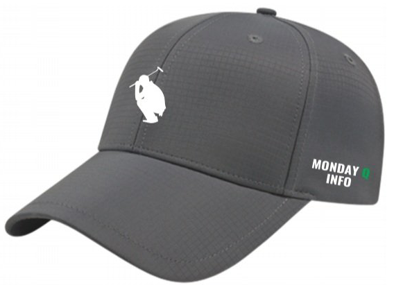 Monday Q Performance Hat - Charcoal
