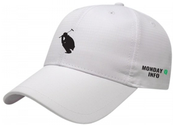 Monday Q Performance Hat - White