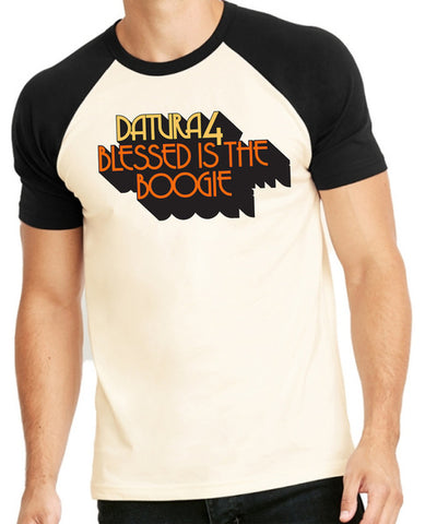 Blessed is the Boogie T shirt