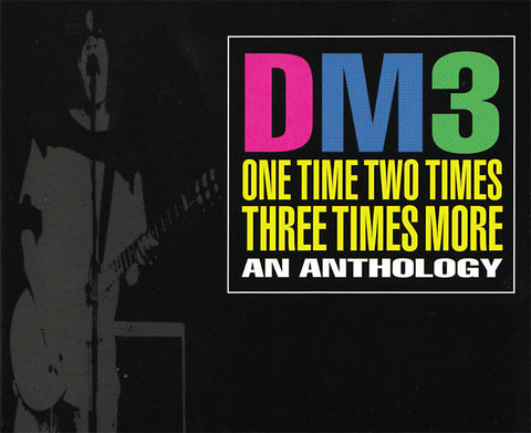 One Time, Two Times, Three Times More, An Anthology (Digipack)
