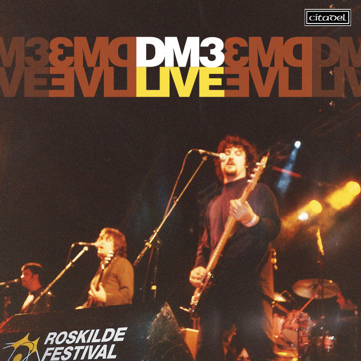 Live at Roskilde by DM3