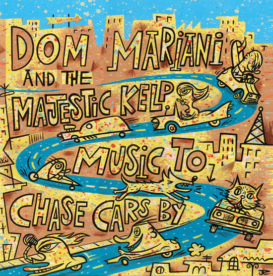 Music To Chase Cars By - by Majestic Kelp