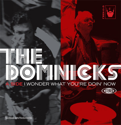 The Domnicks - A Side Cover Dom Mariani