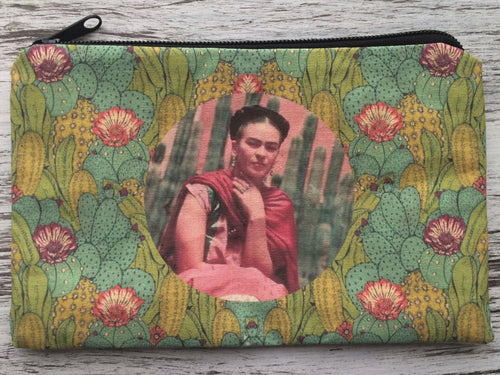 frida khalo la mar de chic cartera