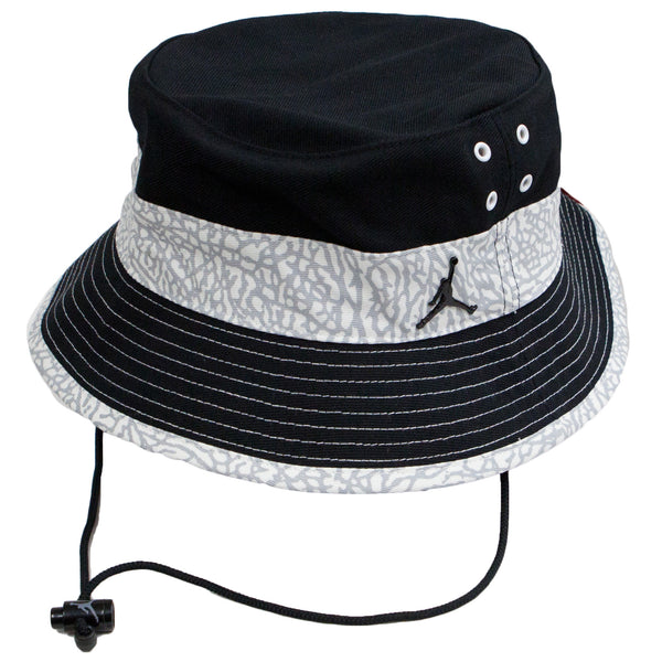 4c5d6517257 discount jordan gym red black white hat jumpman air striped bucket 71cf7  8eb9b  shopping nike jordan elephant print bucket hat aca3d 64a7e