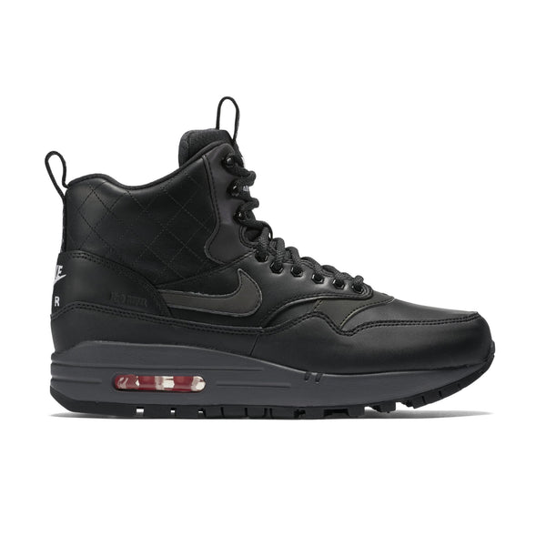 low priced f17d3 0a2ad Nike Air Max 1 Mid SneakerBoot Women's Shoes | Crispy Sports