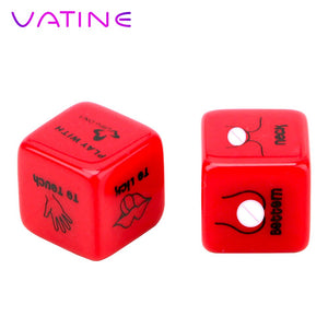 Freaky Glow Dice - Picture Edition (2 Pcs)