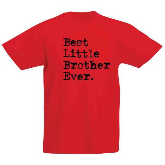 Best Little Brother Ever Child's T-Shirt