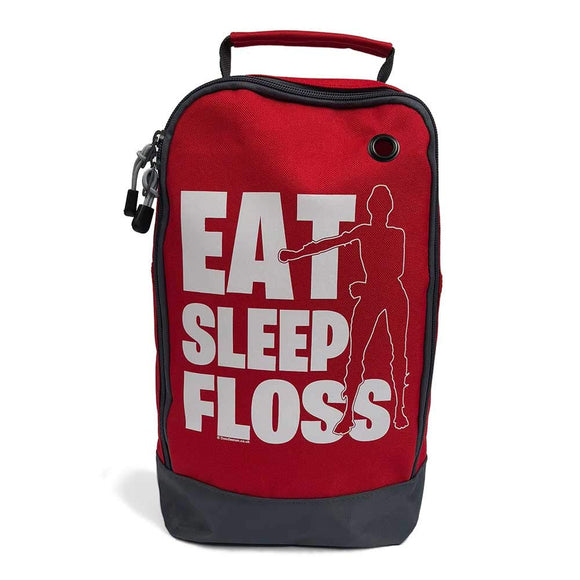 Fortnite Inspired Eat Sleep Floss School Boot Bag