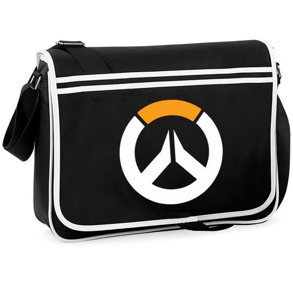 Overwatch School College Messenger Shoulder Bag