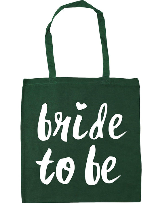 Bride To Be Tote Shopping Bag