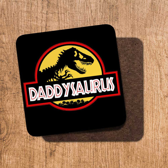 Daddysaurus Fun Jurassic Coaster For Dad