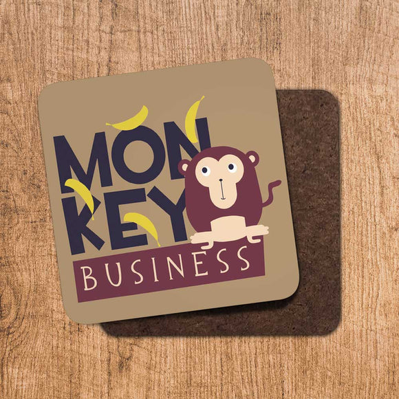 Monkey Business Coaster