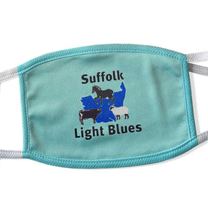 SLB - Suffolk Light Blues Face Cover