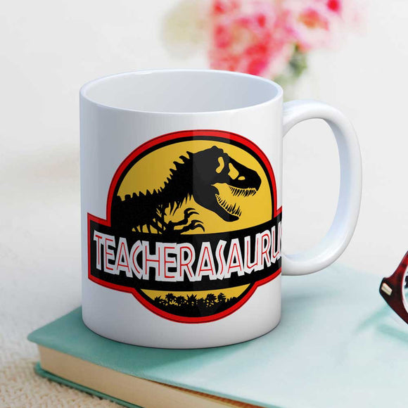 Teacherasaurus Mug