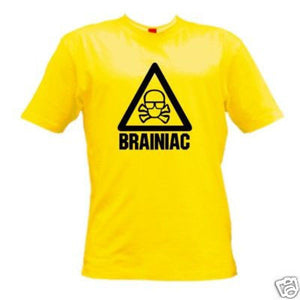 Brainiac Science Abuse T-shirt