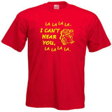 Fun La La La I Can't Hear You Child's T-Shirt