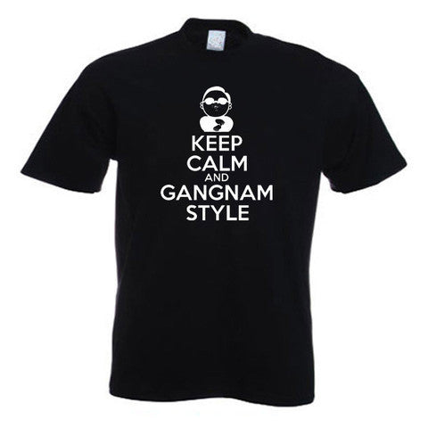 Gangnam Style Keep Calm And Gangnam Style Child's T-Shirt