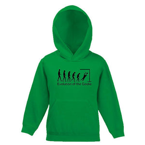 Goalie Evolution Motif Childs Hooded Top