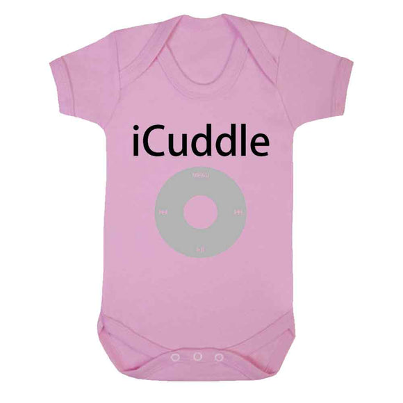 iCuddle Fun iPod Themed Baby Vest