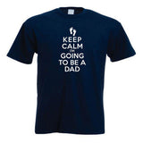 Keep Calm I'm Going To Be A New Dad T-Shirt