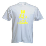 Keep Calm And Love Minions Child's T-Shirt