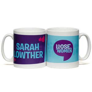 Loose Women Personalised Mug