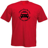 Pass My Test Free Taxi Fun T-Shirt