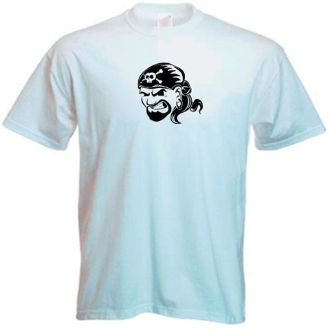 Pirate Face Child's T-Shirt