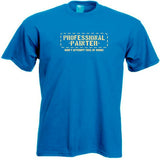 Professional  Painter Don't Try This at Home T-Shirt