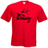 The Grillmaster Godfather Inspired T-Shirt