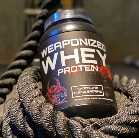 Weaponized Whey Balanced Protein