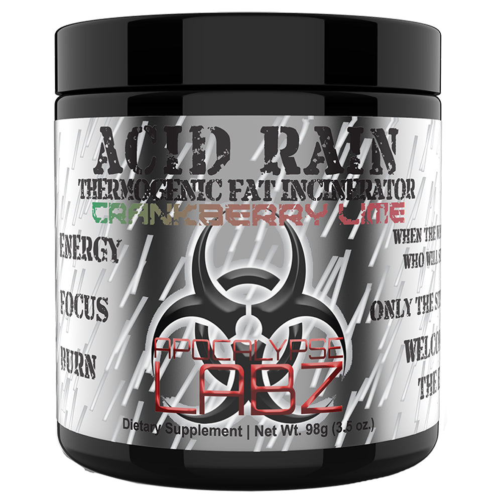 Acid Rain Fat Burner Powder
