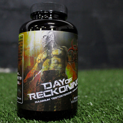 Day of Reckoning Test Booster - Apocalypselabz