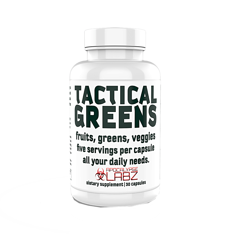 Tactical Greens - Apocalypselabz