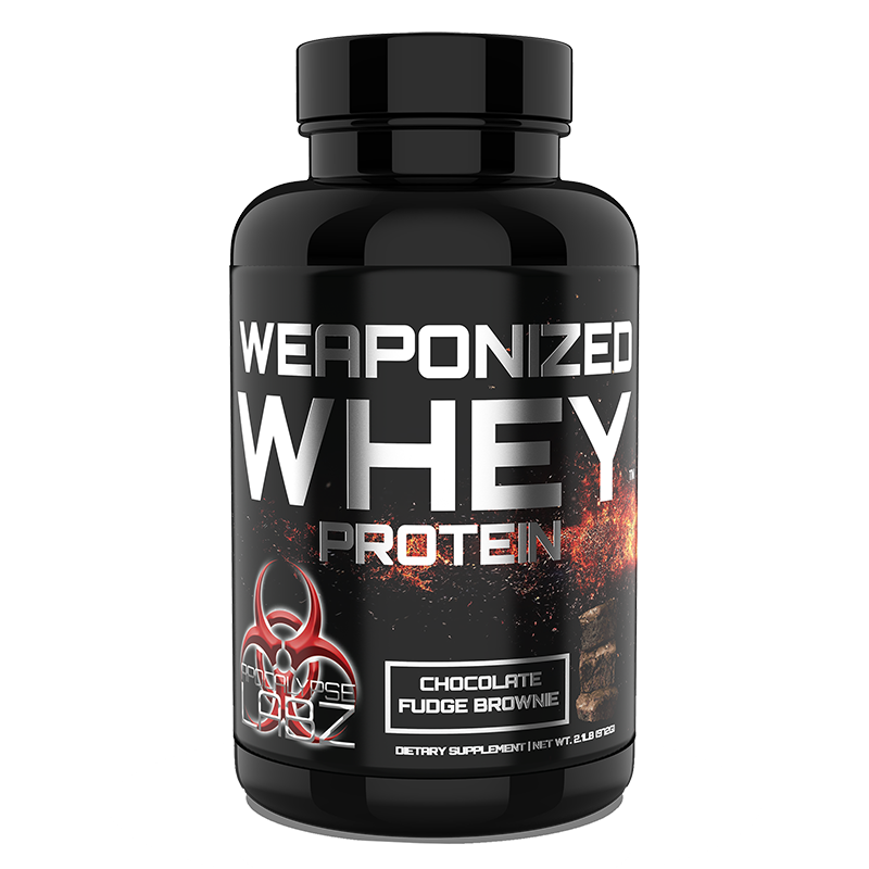 Weaponized Whey Protein