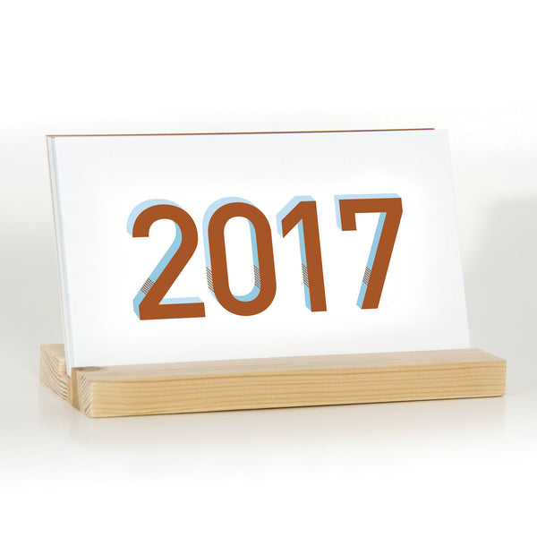 Kalender Happy Days - 2017