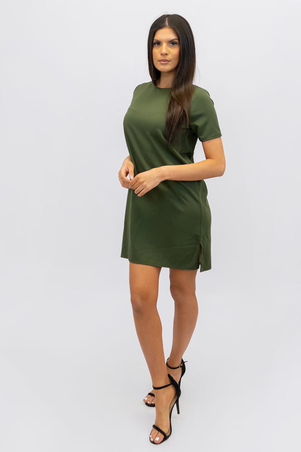 Tall Plain T-Shirt Dress