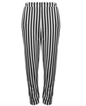 Elasticated Cigarette Trousers