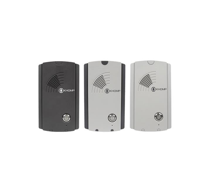 KIT IP INTERCOM-S/POE