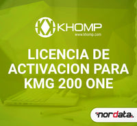 Activation license for KMG 200 One - Nordata