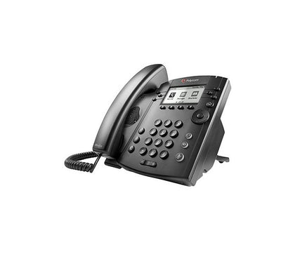 VVX 310 6-LINE DESKTOP PHONE GIGABIT ETHERNET WITH HD VOICE. COMPATIBLE PARTNER PLATFORMS: 20. POE. SHIPS WITHOOUT POWER SUPPLY. - Nordata