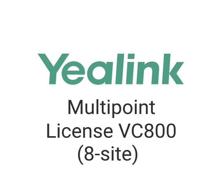 LICENSE MULTIPOINT VC880