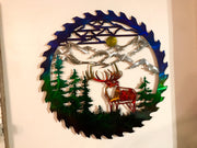 "24"" Elk Saw design"