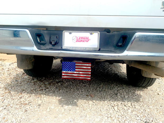 Lethal Threat USA Hitch Cover